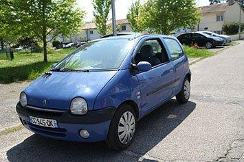 TwinLoc Bordeaux location de voitures gare pas cher discount Drivy Ouicar discount