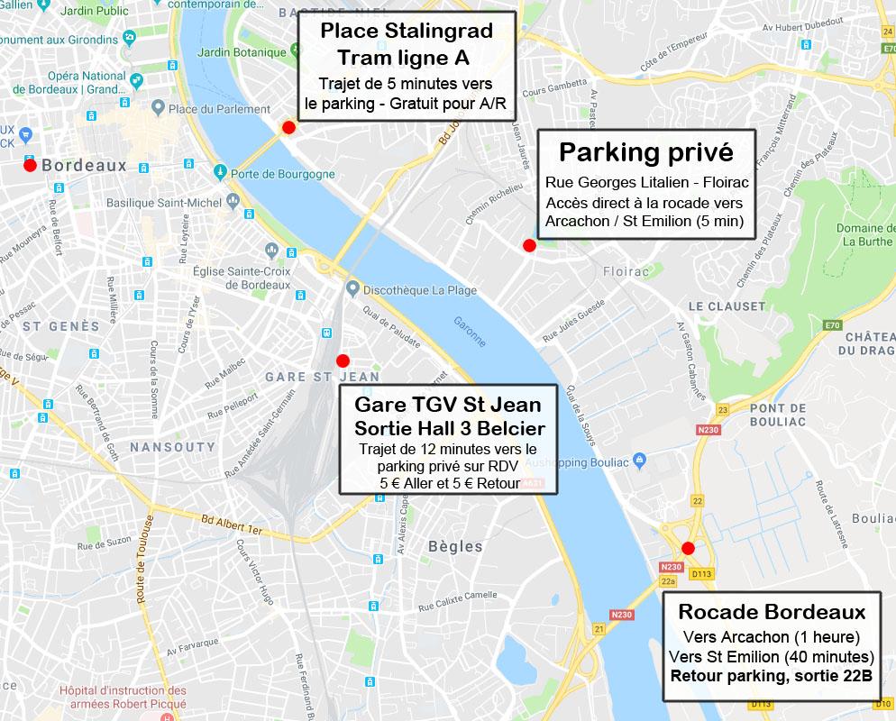 Twin-Loc Location voitures gare bordeaux pas cher