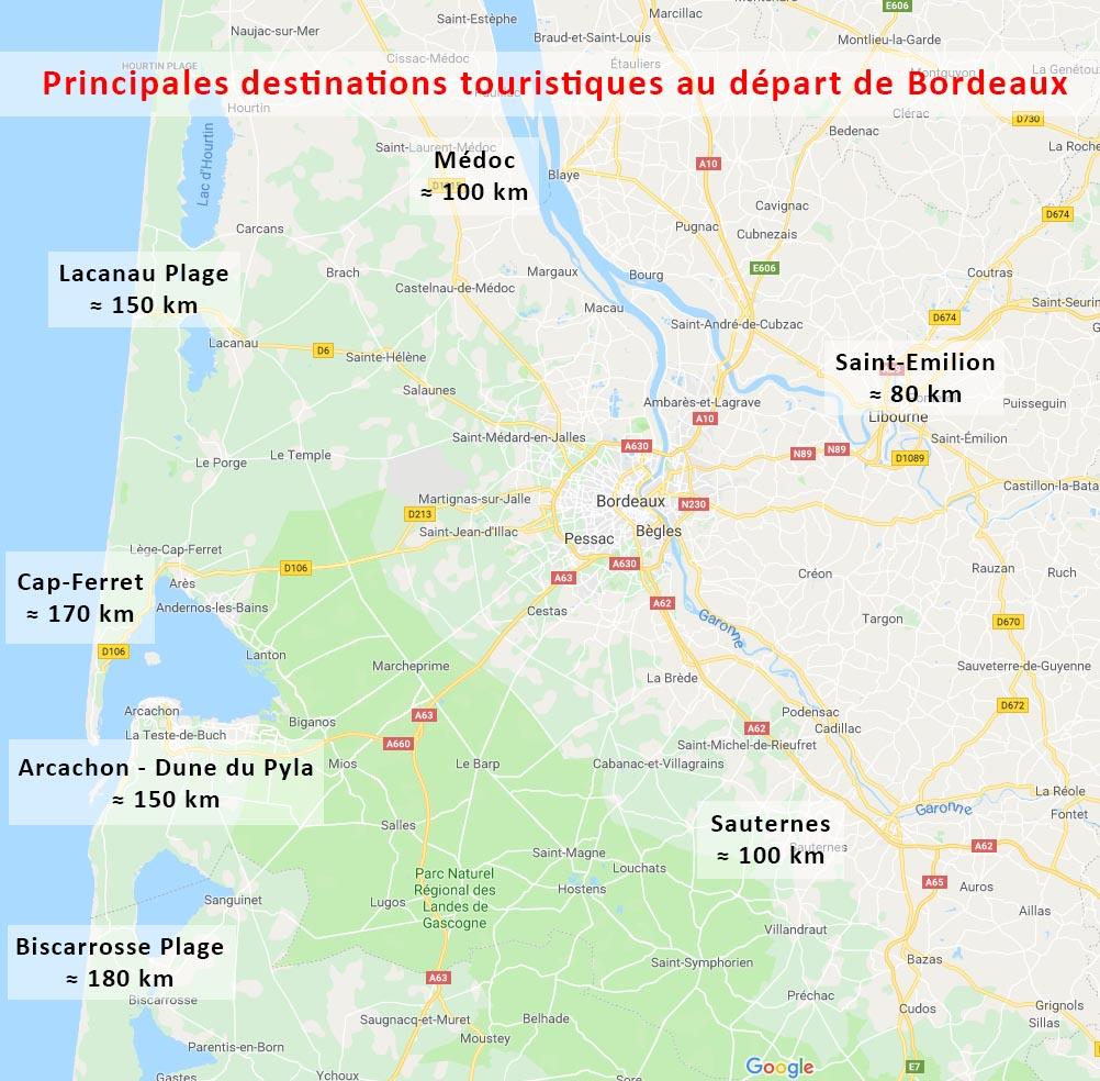 Twin-Loc Bordeaux Lacanau Médoc Cap-Ferret Arcachon Biscarrosse Sauternes Location Voitures Gare Centre-Ville Pas cher Discount
